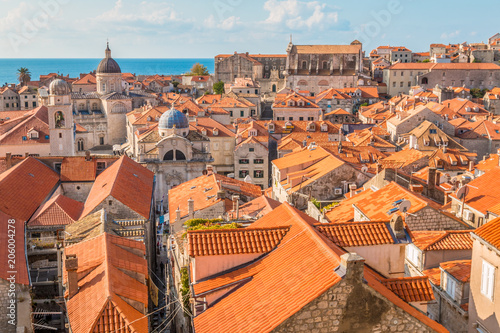 Dubrovnik in Croatia © pcalapre
