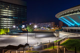 Fototapeta City - Katowice Rondo nocą © 4th Life Photography