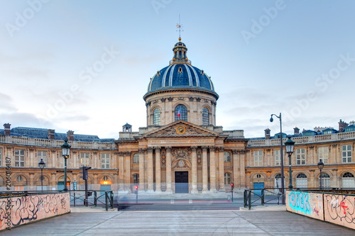 France institute - academy of literature in Paris