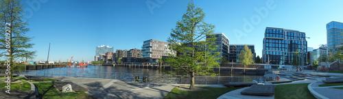 Hafencity und Elbphilharmonie - Panorama - 206019272