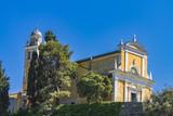 Chiesa San Giorgio in Portofino, Italy - 206080427