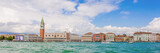 Sequance of colorful Venice buildings - 206124403