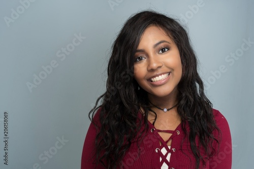 Female African American Woman