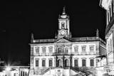 Black and white architecture - 206206091