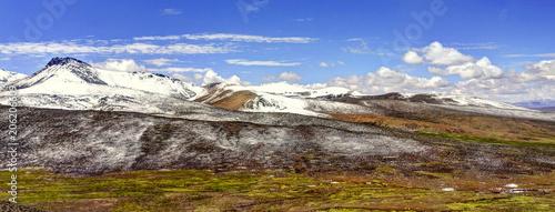 Altiplano landscape, Peru - 206206609