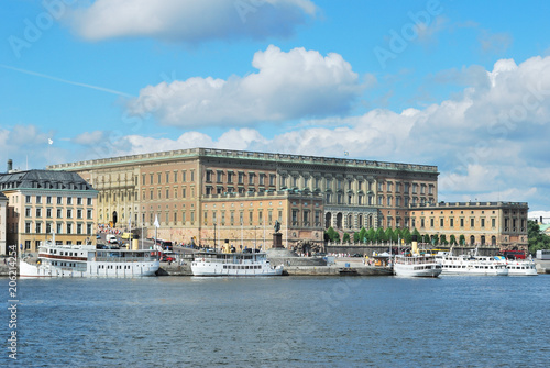 Plexiglas Stockholm Stockholm Old Town