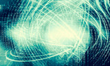 Best Internet Concept of global business.Technological backgroun - 206342281