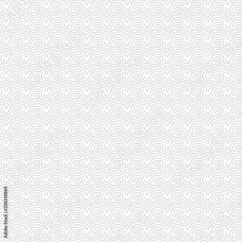 Abstract vector organic seamless pattern background 1