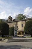 Gaudenzio Ferrari monument in Varallo Sesia, Italy