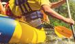 Leinwanddruck Bild - Rafting