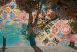 streetart, grafitti in Shiraz
