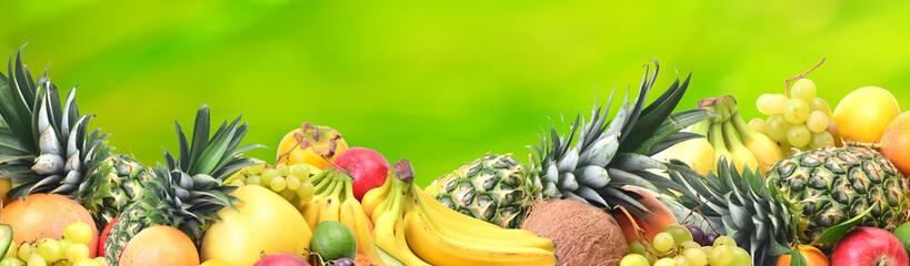 Fruits from the garden © valeriy555