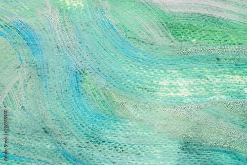 Fototapeta multicolored art painted texture background