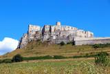 Ruins of Spis Castle (Spissky hrad), Slovakia
