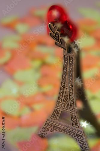 Foto Murales сердце Франции