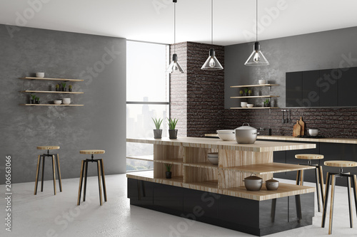 New kitchen interior