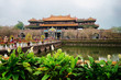 Emperial city Kinh thanh in Hue Vietnam