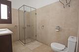 Interior of a luxury show home bathroom - 206581043