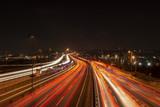 big city, traffic, mess and stress - 206583678