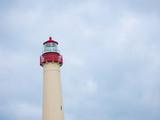 The Cape May beach lighthouse, NJ, USA