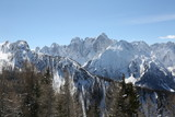 mountain range in Northern Italy