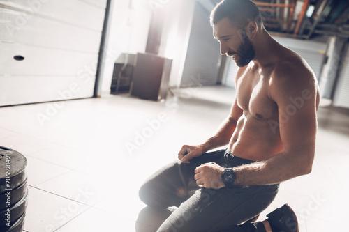 Fridge magnet Workout Break