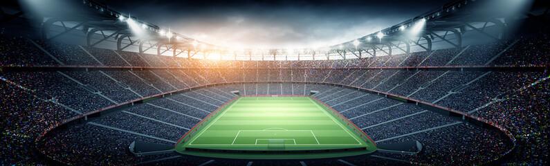 The stadium © efks