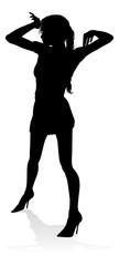 Dance Dancer Silhouette © Christos Georghiou