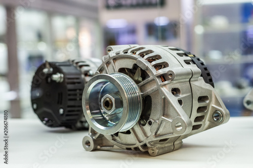 Car alternator  The main source of electrical energy in the car