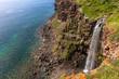 Cascata a mare di Capo Nieddu, Sardegna  - 206675443