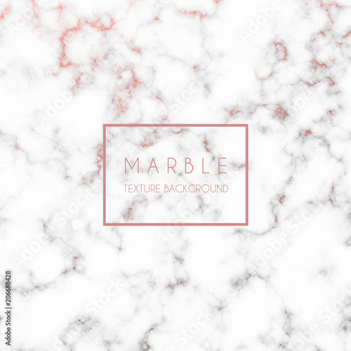 Rose gold marble texture