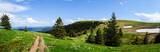 Frühlingslandschaft im Gebirge - 206692897