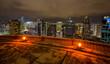 Kuala Lumpur city in the night - 206725698