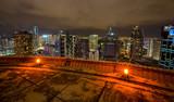 Kuala Lumpur city in the night