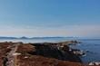 Foggy Horizon Past White Point