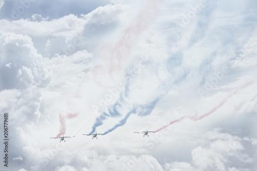 Aluminium Bangkok Thai Air Force is flying