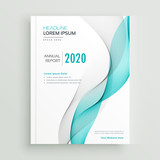 professional business brochure or book cover design template - 206807453