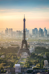 Eiffelturm in Paris, Frankreich © eyetronic