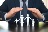Concept of family insurance