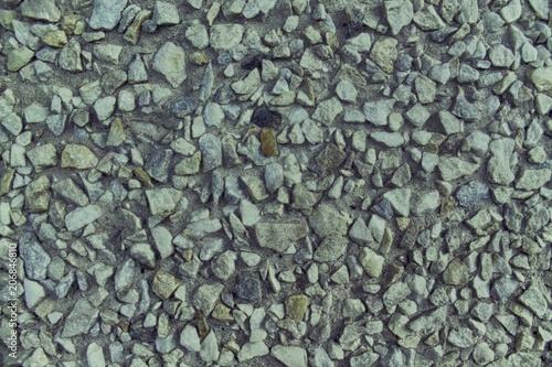 Fotobehang Zen Stenen Pebble textured surface, stone backdrop and boulder background