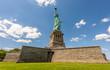 Lady Liberty Standing Tall