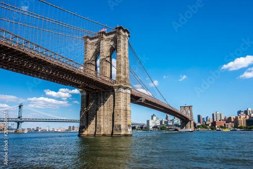 Aluminium Brooklyn Bridge Brooklyn Bridge