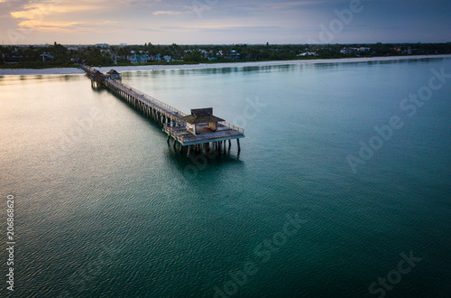 Aluminium Napels Naples Florida Pier