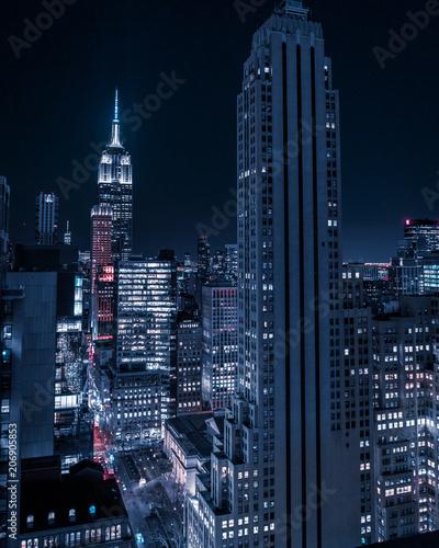 Foto Murales New York Streets
