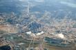 Dallas aerial view in Texas - 206977481