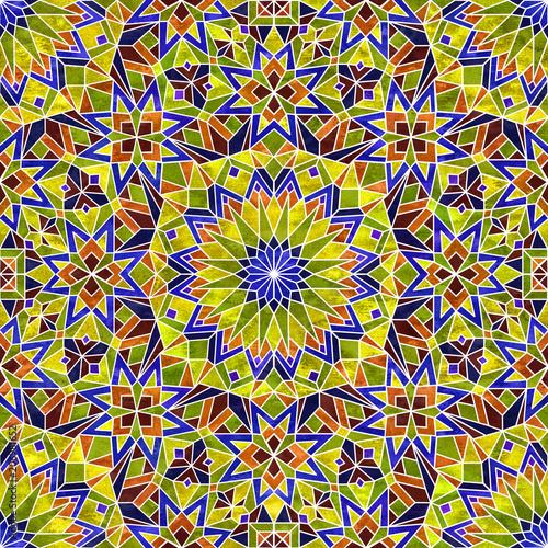 morrocan pattern - 206981652
