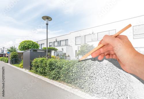 Modernen Stadtgarten planen © schulzfoto