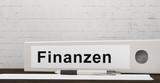 Finanzen Aktenordner