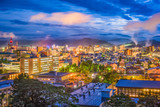 Tottori, Japan Skyline