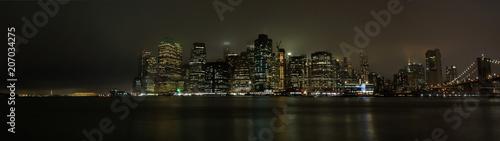 New York skyline Manhattan di sera  © Gianfranco Bella